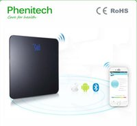 Wholesale Easy Home Digital Bluetooth Body Fat Smart Scale