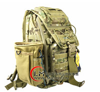 Wholesale MOLLE Tactical Vest small recovery bag accessory pouch bags of debris