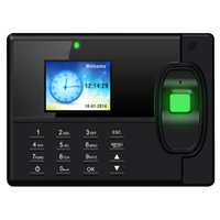 Wholesale high quality and competitive price fingerprint time attendance and attendance register