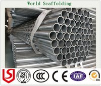 galvanized steel - steel material Galvanized Steel tube for Scaffolding free sample