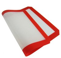 Wholesale Food grade non stick fiberglass silicone baking mat heat resistant up to degree m silicone mat