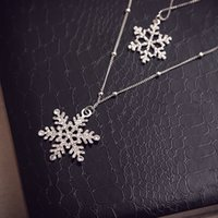 Cheap Pendant Necklaces 2016 Pendant Necklace Best China-Tibet Women's Rhinestone Sweater Necklace