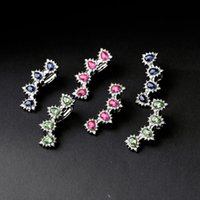 animal online store - Online Store Ear Cuff Factory Unique Geometric Crystal Without Piercing Clip Earrings