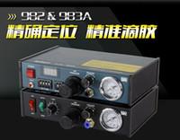 ad controller - Hot Sell V AD Semi Auto Glue Dispenser PCB Solder Paste Liquid Controller Dropper Fluid dispenser