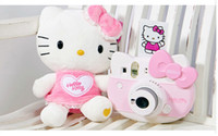 Wholesale Le Ying beat a Polaroid camera imaging instax mini HELLO KITTY paragraph self timer