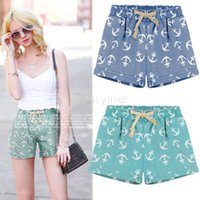 Wholesale Fashion Women Lady s Sexy Hot Pants Summer Casual Shorts High Waist Short Beach