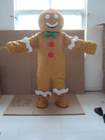 baby cookie costume - cookies baby Cartoon Character Costume gingerbread man mascot mascot Custom Products custom made