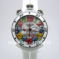 best hans - Gaga Milano wristwatch best seller large dial fashion six hans quartz watch gaga watch