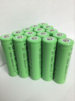 aa alkaline battery capacity - atteries Rechargeable Batteries Not AA V mAh Battery lithium Li Ion Rechargeable Large Capacity Flashlight New Hot P