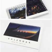 Wholesale quot City Image quot Oct to Dec Desk Calendar Big Size Beautiful Scheduler Agenda Monthly Planner Checklist Memo Notebook Gift