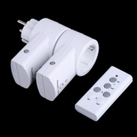 Wholesale Wireless smart home M radio frequency RF wireless remote control switch socket American English Australian regulations Europe