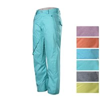 Wholesale New Winter skiing Pants Outdoor Sport Pants Men jeans Climbing Hiking pants Ski Trousers waterproof windproof warm clothing