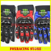 enduro - Enduro Gloves Motorcycle Moto Motorbike Motocross Pro biker Black red blue gray M l xl xxl Mcs c classical D
