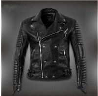 Wholesale High quality leather jacket women new autumn women s leather jacket fashion brand designer casualleather jacket Skull