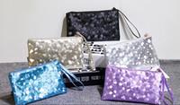 Totes animals mobile - National Style Women Clutch Bag Contrast Color Embroidery Handbag Wrist Strap Elegant Small Mini Mobile Phone Bag Wallet Unique Design AF397