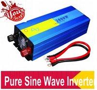Wholesale Inverter w onda sinusoidale pura inverter pure sine wave max w power DC V V V V V for solar wind home use