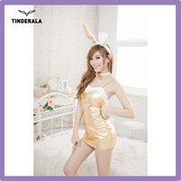 Wholesale Sexey Halloween Costumes Sexy Plus Size Costumes Rabbit Girl Sexy Cosplay Costumes Women Bunny for Sexy Ladies