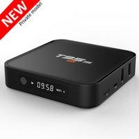 1GB 8GB Black T95m New Ott Tv Box Android 6.0 1GB+8GB Free Wifi Channels Kodi 16.0 Amlogic S905X Internet Box
