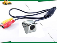 Wholesale HD White CCD degree Car Rear View Side Front Color Night Vison Reverse Camera