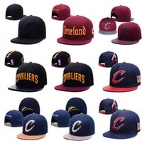 Wholesale 2016 New Men Women Baseball Caps Snapback Adjustable Hats Cavaliers Basketball Series Caps Fashion Hip Hop Sun Hats