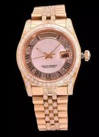 best swiss movement watches - LUXURY WATCH Gold diamonds Best Edition Swiss ETA2836 Swiss ETA Swiss ETA movement watches