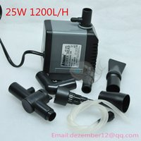atman pump - Silent Atman AT Silent W L H Aquarium Poweheader Submersible Pump Fish Tank Water Pump Liquid Filter Various Outlet Connector