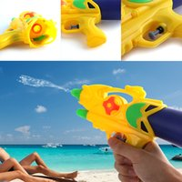 Wholesale Kids Summer Squirt Water Toy Gun Jetting Pistol Summer Beach Water Toys Far Range