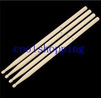 Wholesale 5A Maple Wood Drumsticks Stick for Drum Drums Set Lightweight Professional