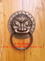 antique lion door knocker - accessories antique copper copper bonus classic Accessories Shoutou door knocker lion Tiger cm