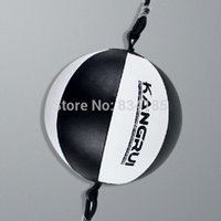 Wholesale KB407 KANFRUI Professional double layer liner speed ball punching ball home fitness speed ball