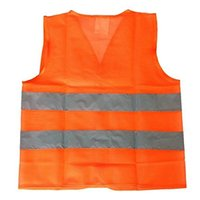 Wholesale Motorcycle Car Reflective Safety Clothing Racing protective Vest High Visibility Safety Warning Reflect Stripes Tops