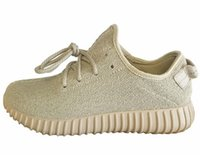 big red fish - Hot Sale Oxford Tan Boost Sneakers Men Women Shoes Kanye Milan West Boost Trainers Sports Running Shoes Big Size
