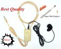 Wholesale 3 Watt powerful inductive neckloop super mini earpiece micro smallest