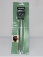 Wholesale Flowers Soil Test Kits in Plant PH Tester Illuminance Analyzer Moisture Meter Light