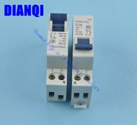 Wholesale DPN DZ30 P N A V HZ HZ Residual Current Circuit Breaker With Over Current And Leakage Protection RCBO