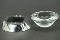 aspheric lens design - mm Lens Reflector Collimator mm Base Aspheric design for W LED Lamp Bulb
