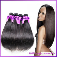 Wholesale Brazillian virgin hair Brazilian human hair straight Bohemian hair weave sexy hair products wet and wavy