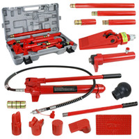 auto lift kits - Porta Power Hydraulic Ton Jack Body Frame Lift Ram Repair Kit Auto Shop Tool
