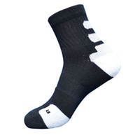 Wholesale 2016 Fashion Sport BrandProfessional Mens Basketball Elite Socks Fashion Thicken Towel Outdoor Sports Athletic Sport Socks Skateboard for M
