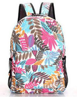 Wholesale Backpacks Bags Sports Backpack Korea Canvas Travel Bag Multi Designs Best Choice For Students Hot Sale