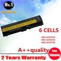 Wholesale New cells laptop battery FOR Lenovo T410 T420 ThinkPad E40 E50 T4733 T4235 T4731 T4733