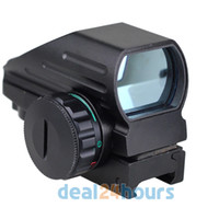 airgun laser sights - Red Green Laser Point Dot Sight Tactical Reflex Air Rifle Pistol Airgun Hunting