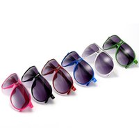 baby frame brand - Kids Sunglasses Baby Boys Girls Fashion Brand Designer Sunglasses Kids Children Sun Glasses Beach Toys UV400 Sunglasses Sun Glasses