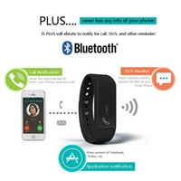 android water resistant - Smart Sports Watch Bluetooth Water Resistant Smart Bracelet with Touch Screen Fitness Tracker Health Sport Wristband Sleep Monitor TPU