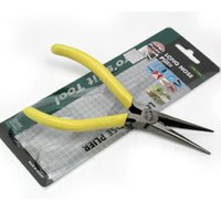 Wholesale Brand New Hand Tools Pro sKit PK Y Side High Carbon Steel Yellow Long Nose Plier mm