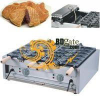 Wholesale 110v v Electric Japanese Fish Taiyaki Baker Cooker Maker Iron Machine