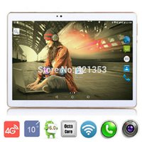 Wholesale DHL New inch Tablet PC G Lte Android Octa Core GB RAM GB ROM MP Dual Sim Cards GPS Tablet quot