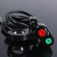 atv signal lights - Motorcycle ATV Bike Scooter Offroad quot Switch Horn Turn Signals On Off Light