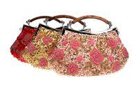 Wholesale Hot Selling Exquisite Handmade Beaded Bag Large Capacity Bag Bride Bag Bridesmaid Parting Bag