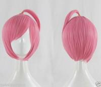 amu hinamori cosplay - gt gt Shugo Chara Hinamori Amu Short Pretty Pink Cosplay Wig Z2442